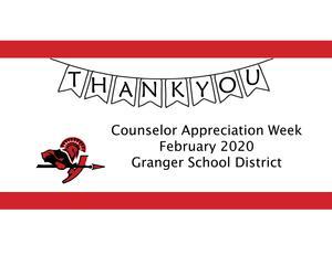 Photo thanking counselors
