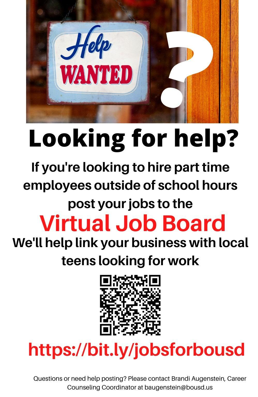 Virtual Job Board
