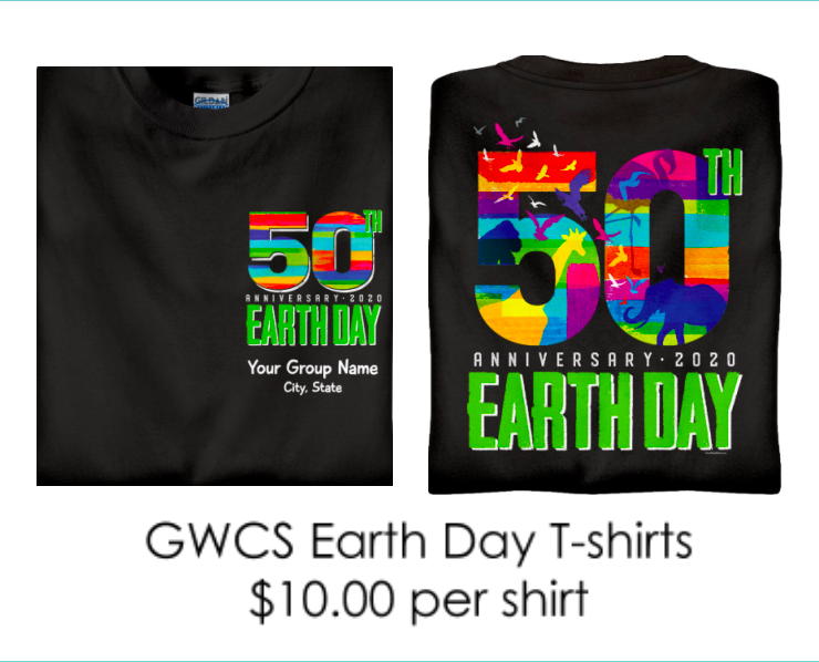 Earth Day T-Shirts Featured Photo