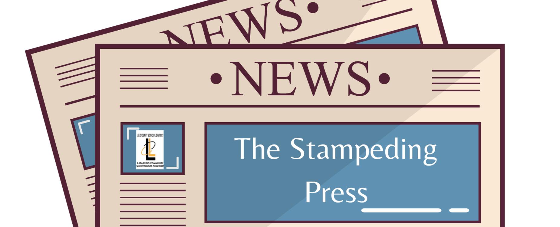 The Stampeding Press