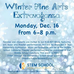 STEM Arts Show