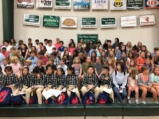 Greenfield opens 50th school year! Featured Photo