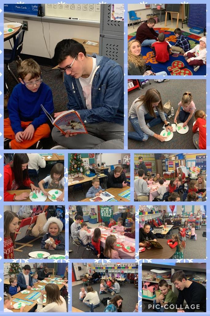 Seniors & Kindergarten Students 3