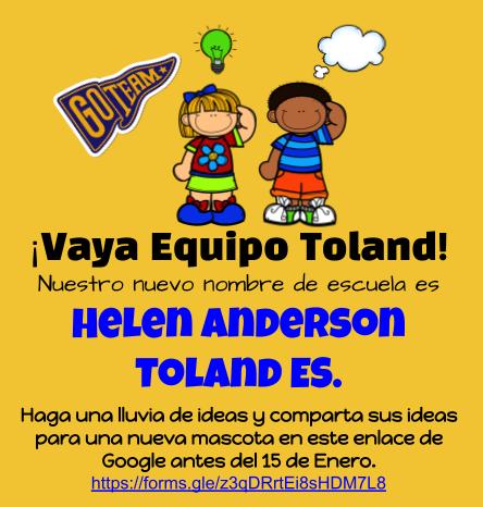 ¡Vaya Equipo Toland! Thumbnail Image