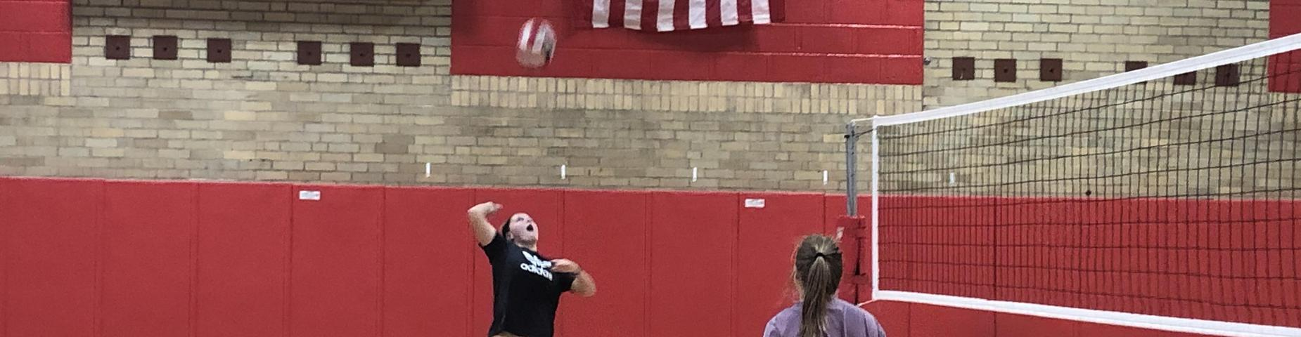 Volleyball conditioning has started.  Lady Cards are looking forward to their first game September 7th, 2020.