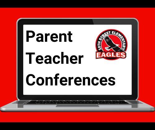 parent teacher conferences button