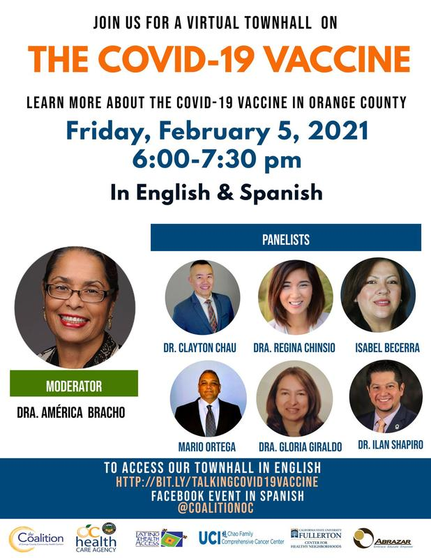 Information on the COVID-19 Vaccine