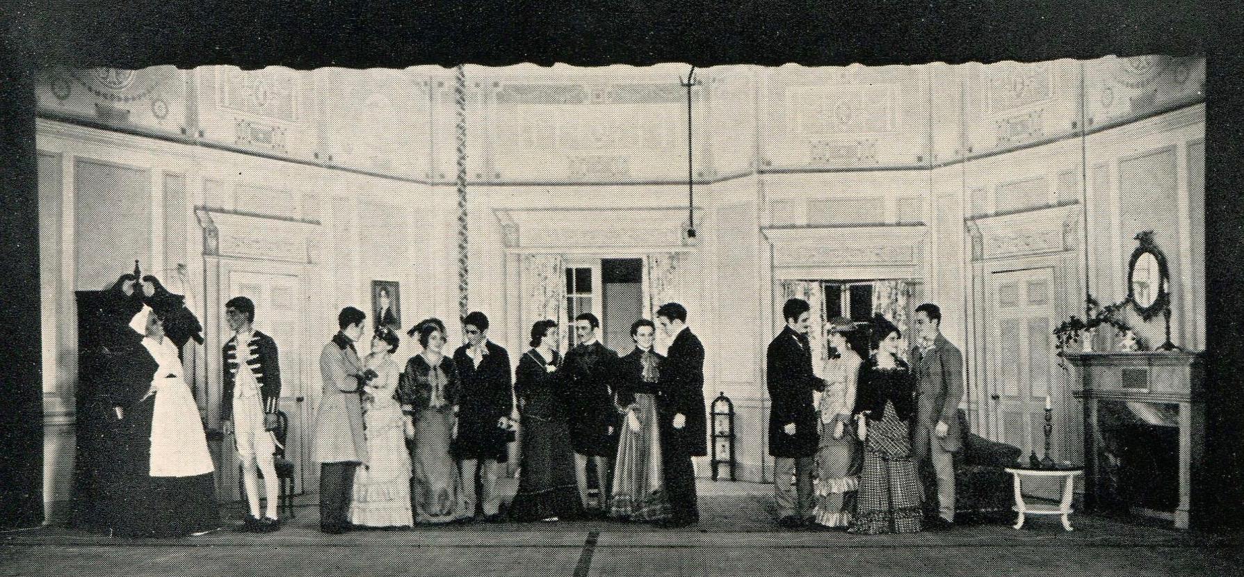 Class Play 1937