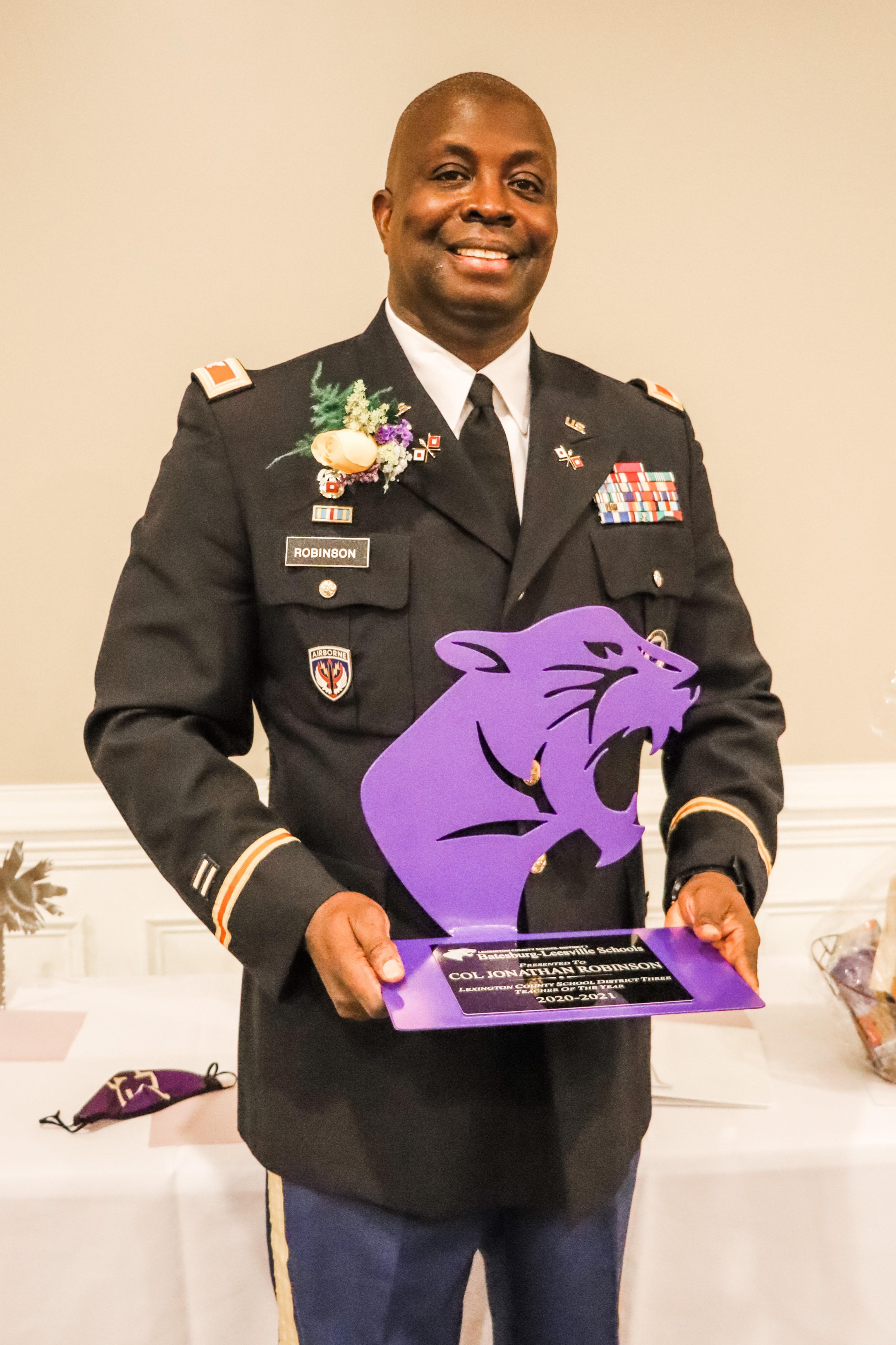 Col. Jonathan Robinson