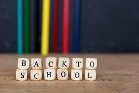 Back to School Info!