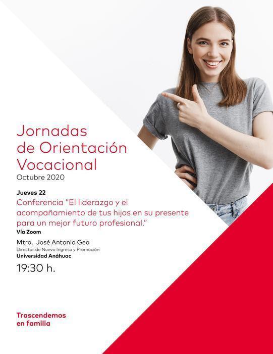 Jornadas de Orientación Vocacional | 4ta conferencia Featured Photo
