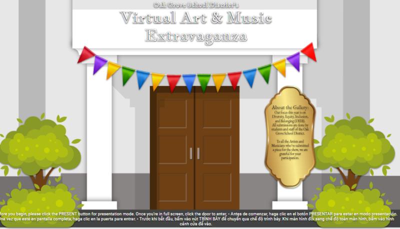 OGSD Art & Music Extravaganza Thumbnail Image