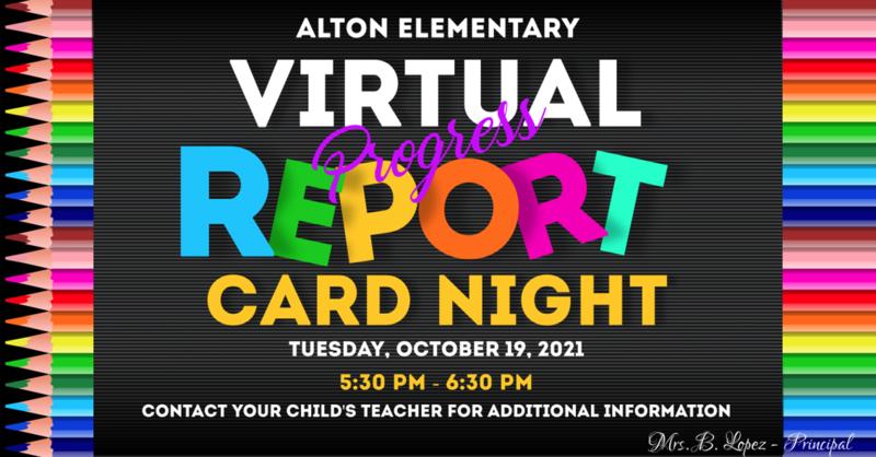 2nd RP Virtual Progress Report Card Night Featured Photo