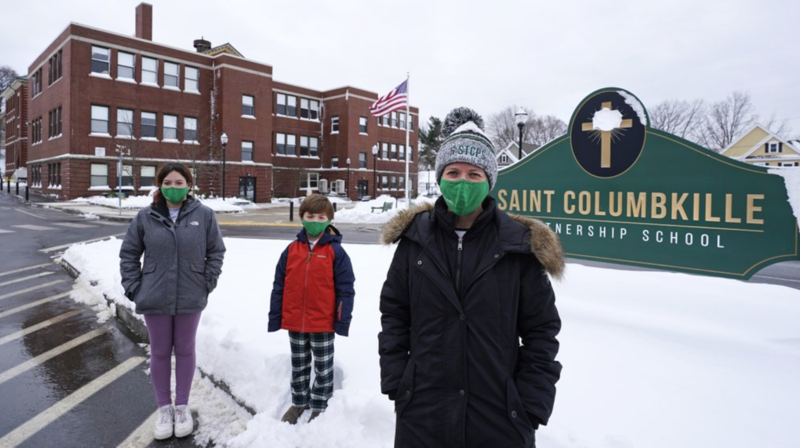 Saint Cols Included in AP article Featured Photo