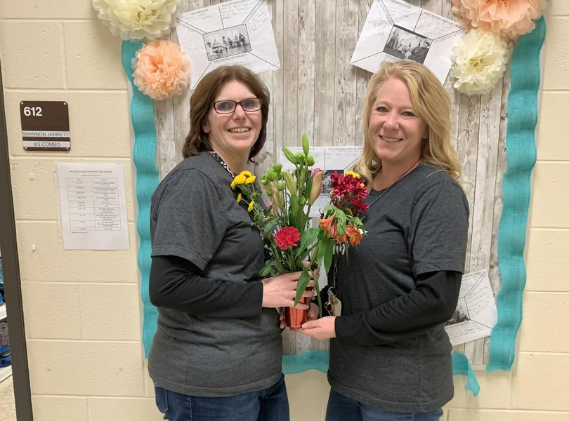 Teacher of the Year and Assistant Teacher of the Year