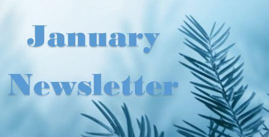 January Newsletter Featured Photo