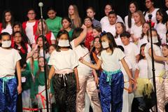 4th & 5th grade presentation of the Nutcracker
