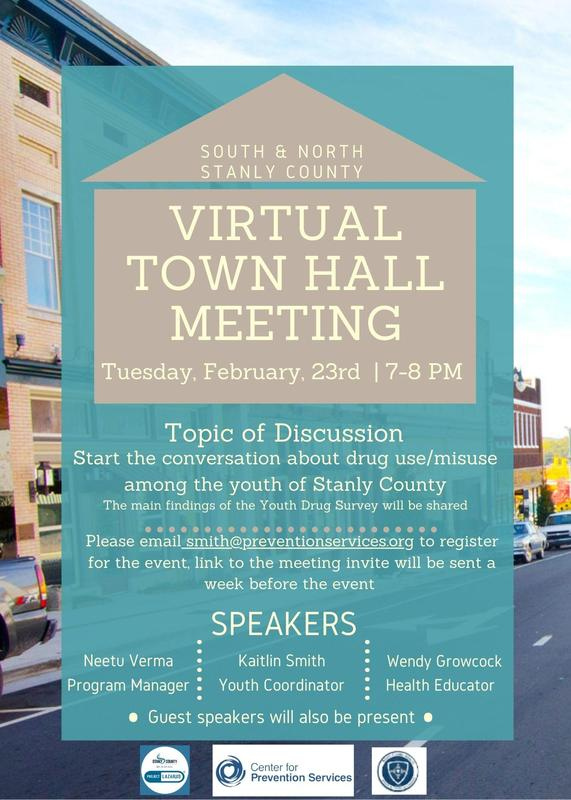 Virtual Town Hall Meeting Featured Photo