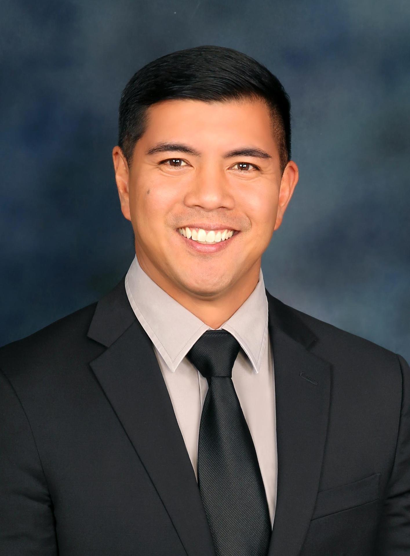 Michael Eugenio board member photo