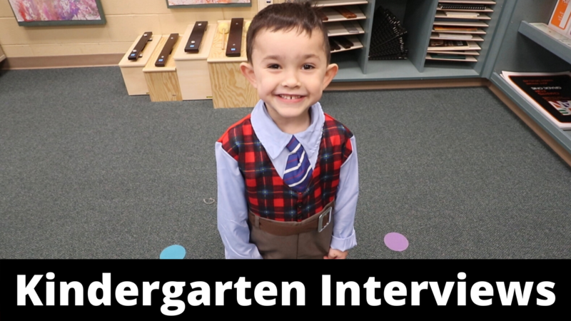 Kindergarten Interviews