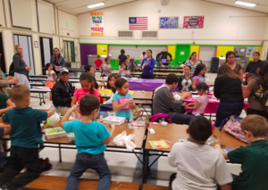 Dahl Families at the PTA Slime Night, image 4