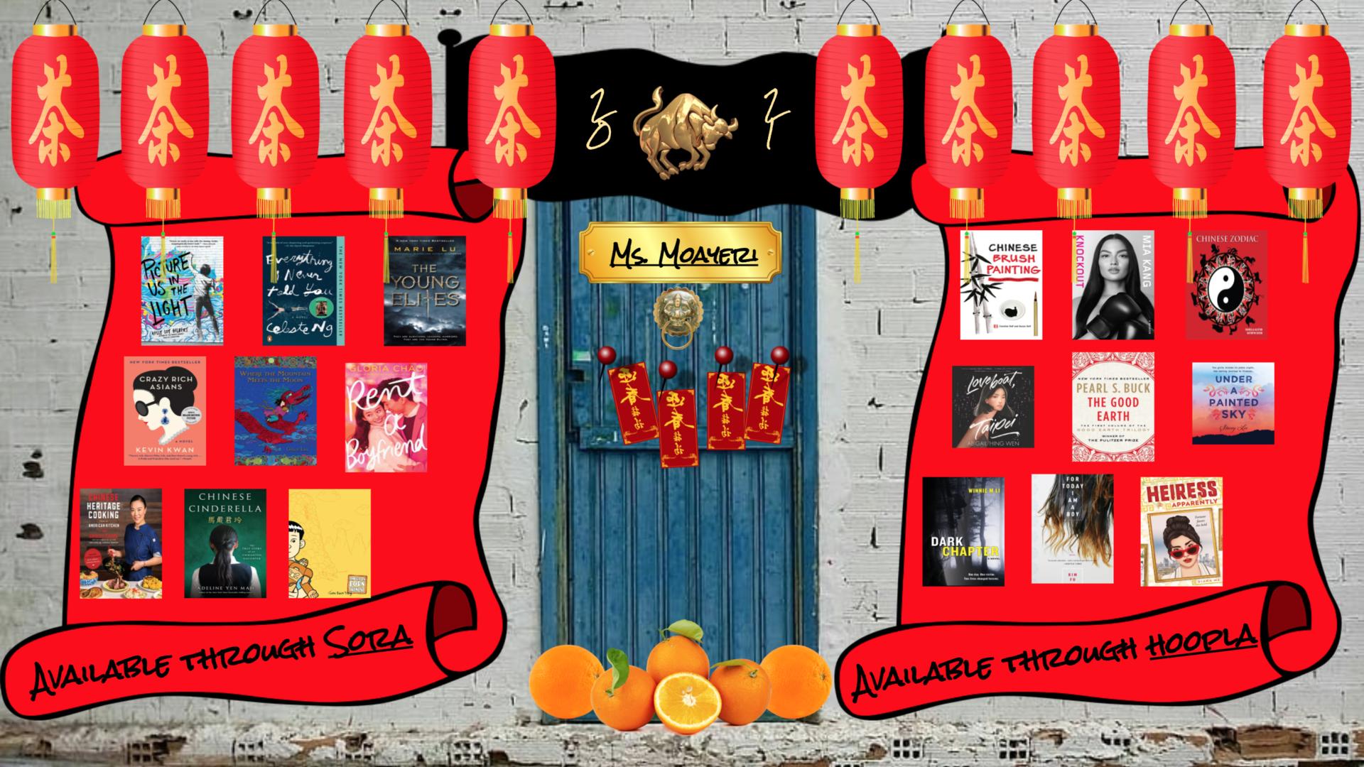 Lunar New Year Titles
