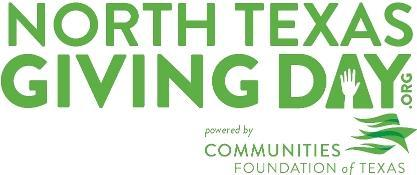 North Texas Giving Day 2019 Featured Photo