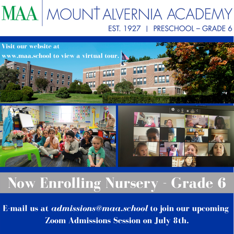 Join MAA for a Virtual Open House! Featured Photo