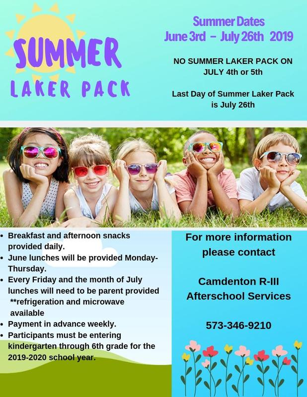 Summer Laker Pack Featured Photo