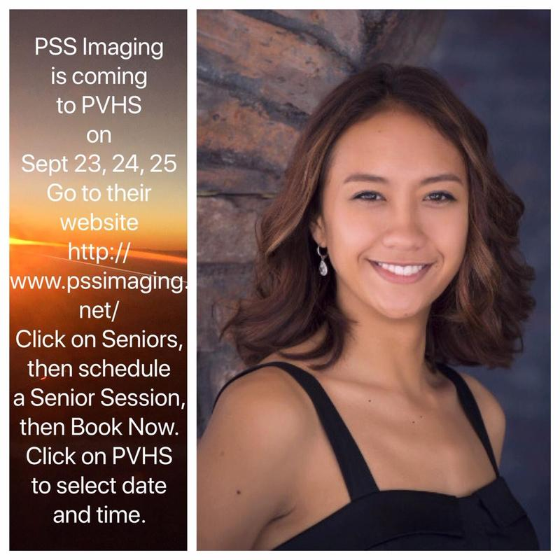 Seniors: Book Your Photo Session Thumbnail Image