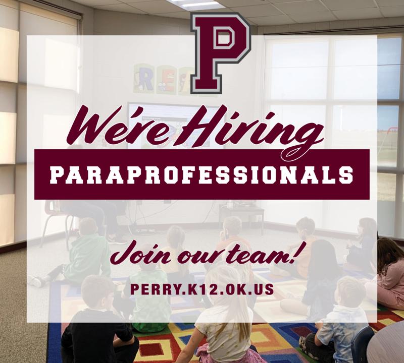 Hiring Paraprofessionals