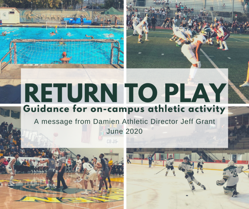 Return to Play Guidelines Featured Photo