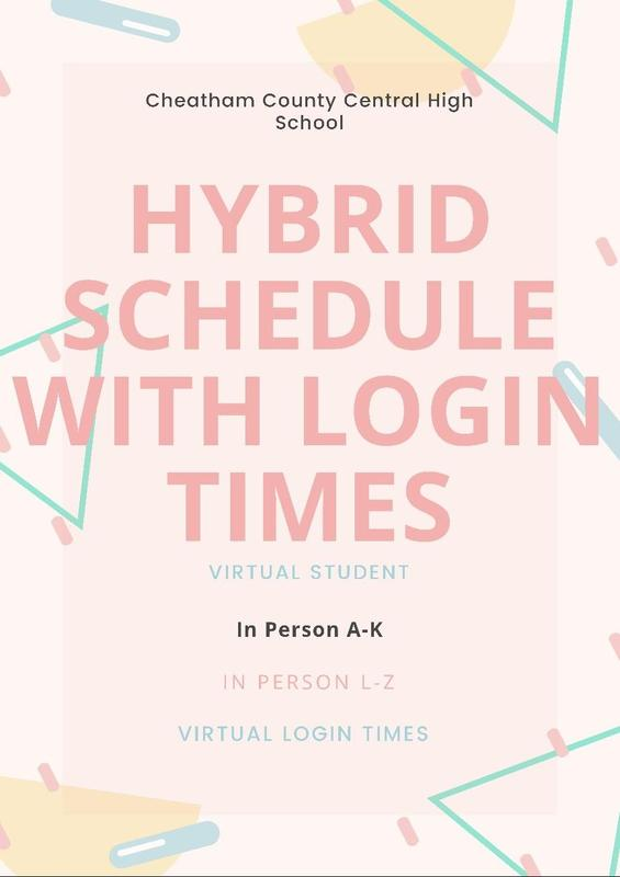 Hybrid Schedule with Login Times
