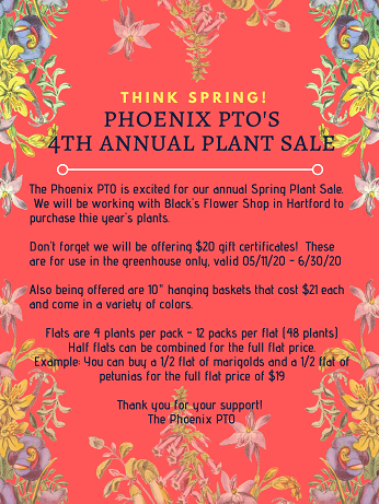 spring plant sale page 2