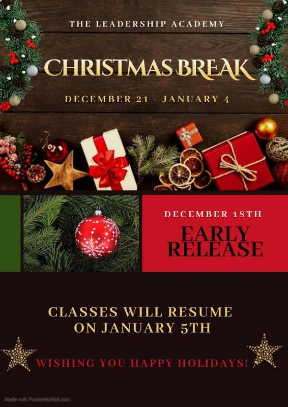 Christmas Break Dates Featured Photo