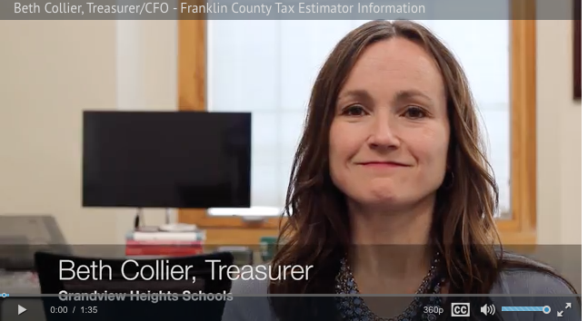 Franklin County Auditor Tax Levy Estimator Thumbnail Image