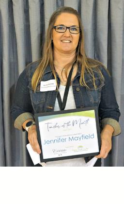 Jennifer Mayfield