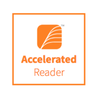 accelerated reader orange logo