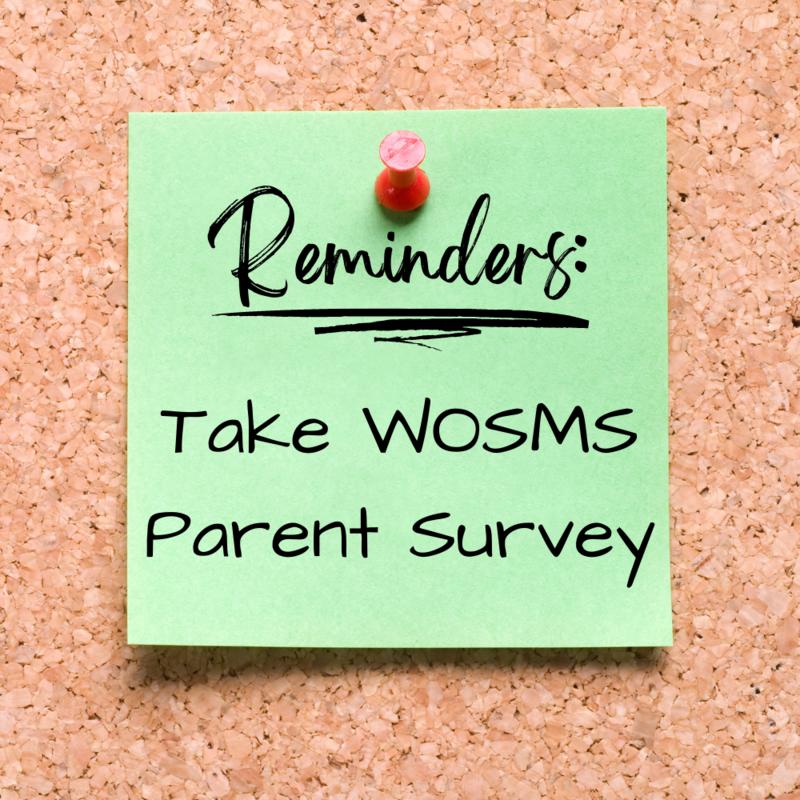 Survey Reminder