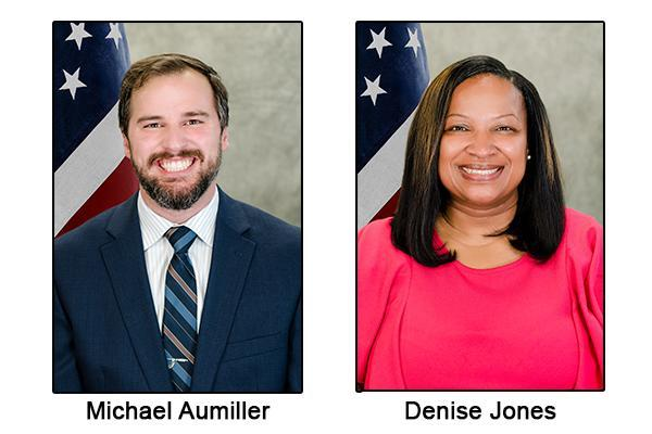Board of Education appoints new members Thumbnail Image
