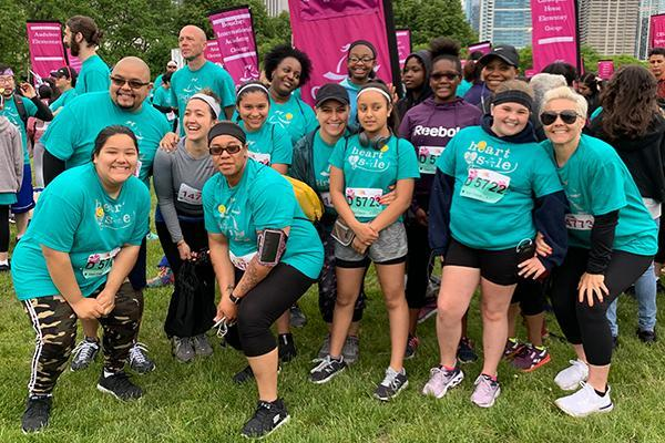CMS team completes Girls on the Run program Thumbnail Image