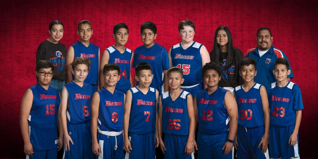 Boys B Basketball