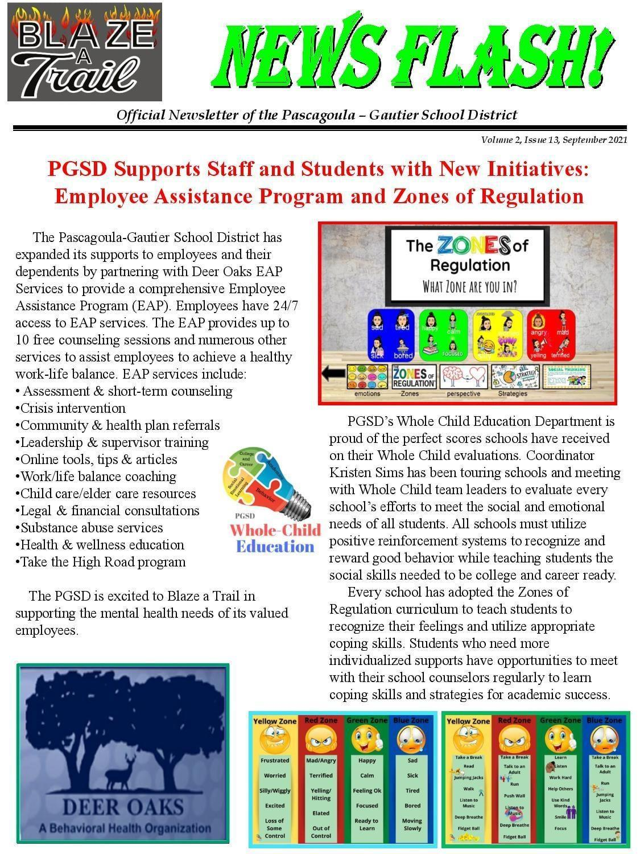 News Flash Vol. 2, Issue 13