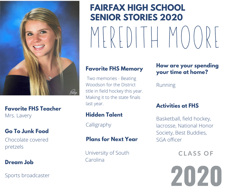 graphic for meredith moore listing activities