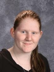 Michaela Tricky school picture