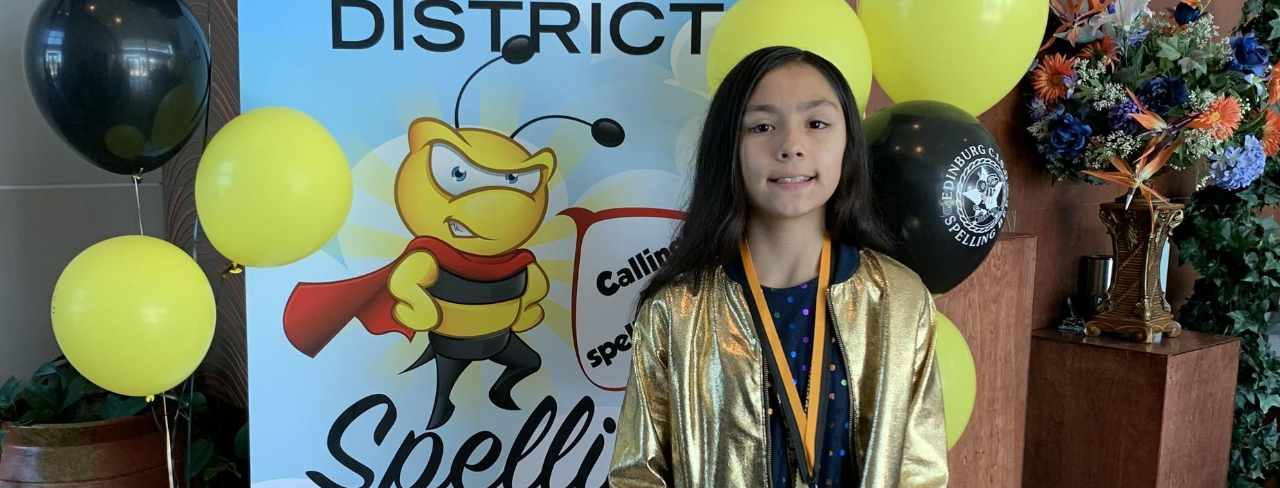 Spelling Bee Participant