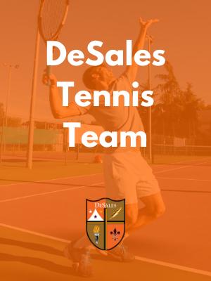 desales tennis team