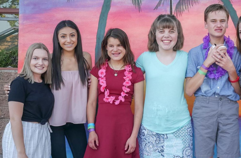 8th Grade Party