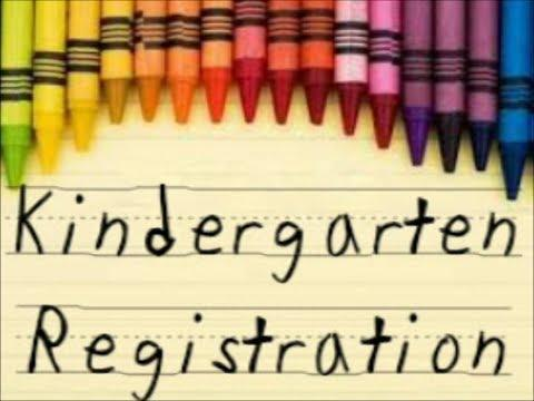 Kindergarten Registration Thumbnail Image