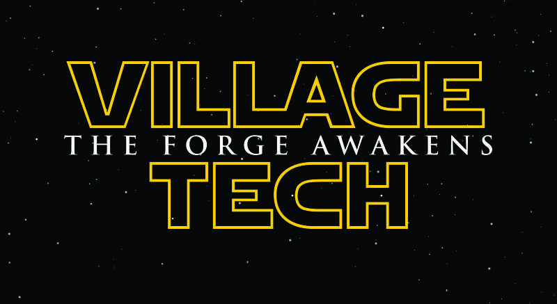 the forge awakens